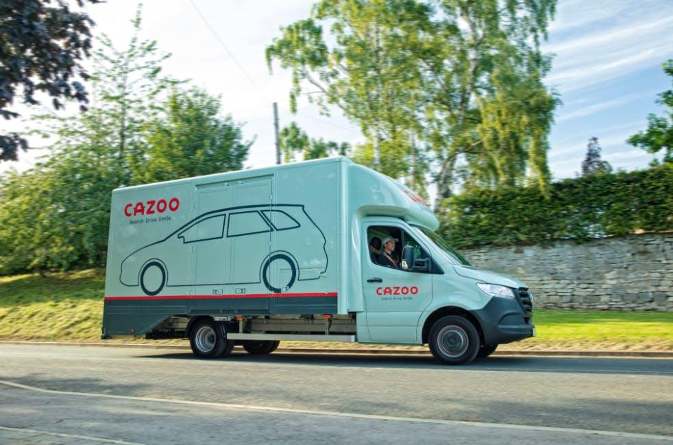 Cazoo Transporter
