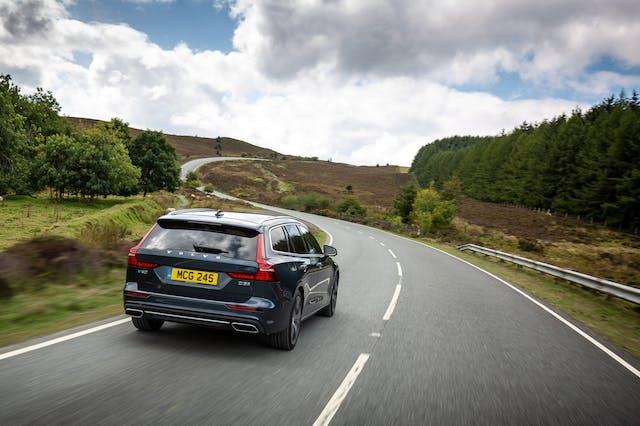 Volvo V60 rear exterior