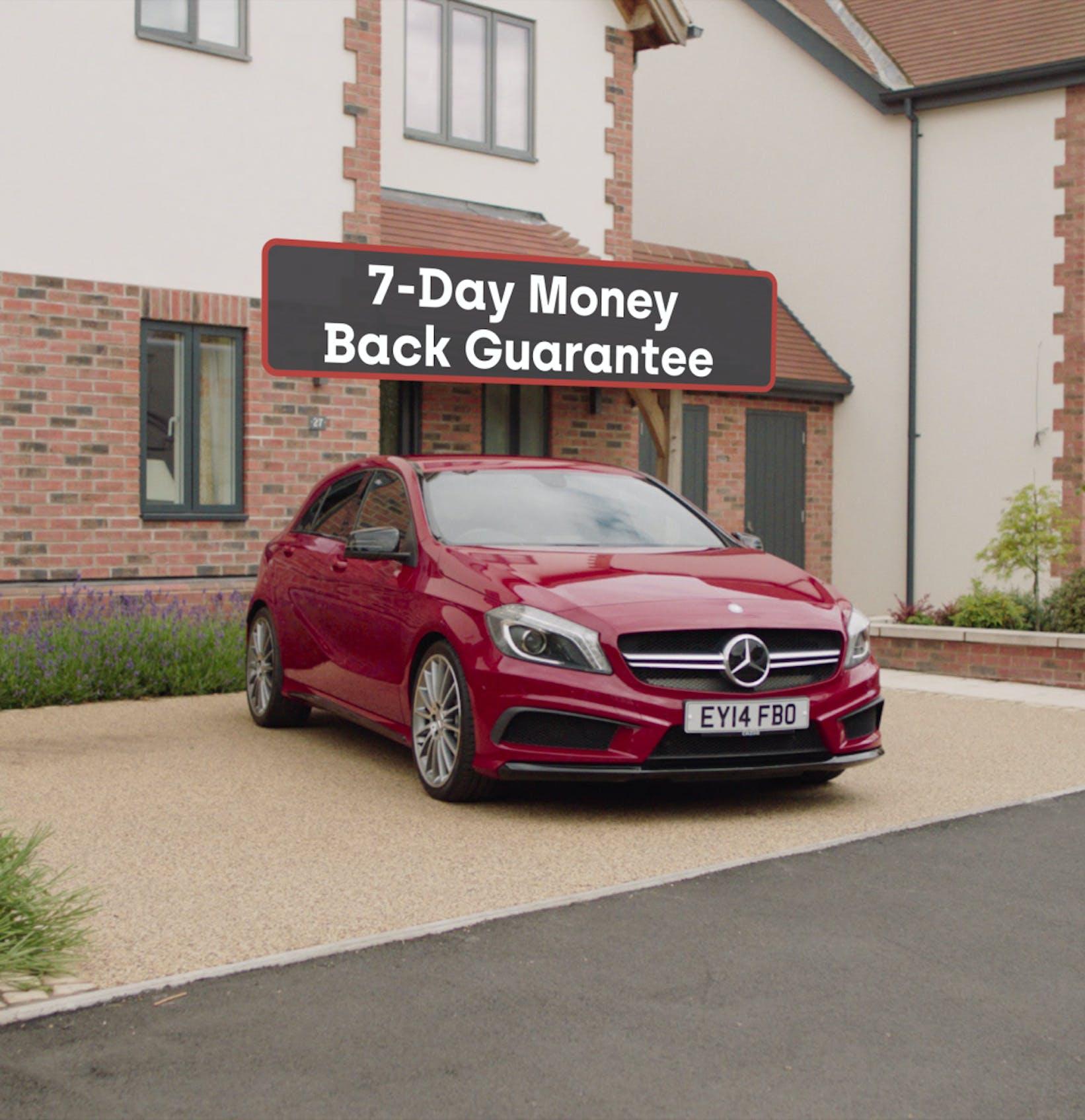 Cazoo 7-Day Money Back Guarantee