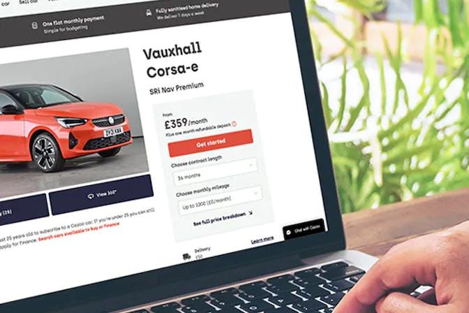 Car subscription