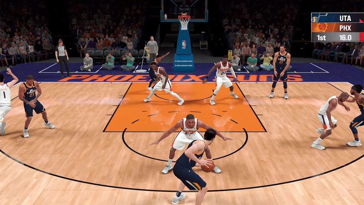 NBA gameplay image 2