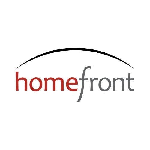 HomeFront logo