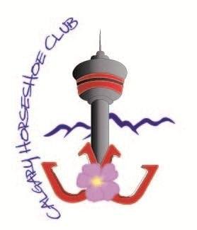 Calgary Horseshoe Club logo