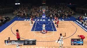 NBA gameplay image 1