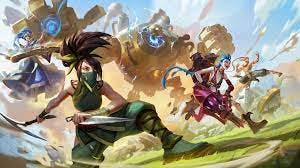 League of Legends character photo