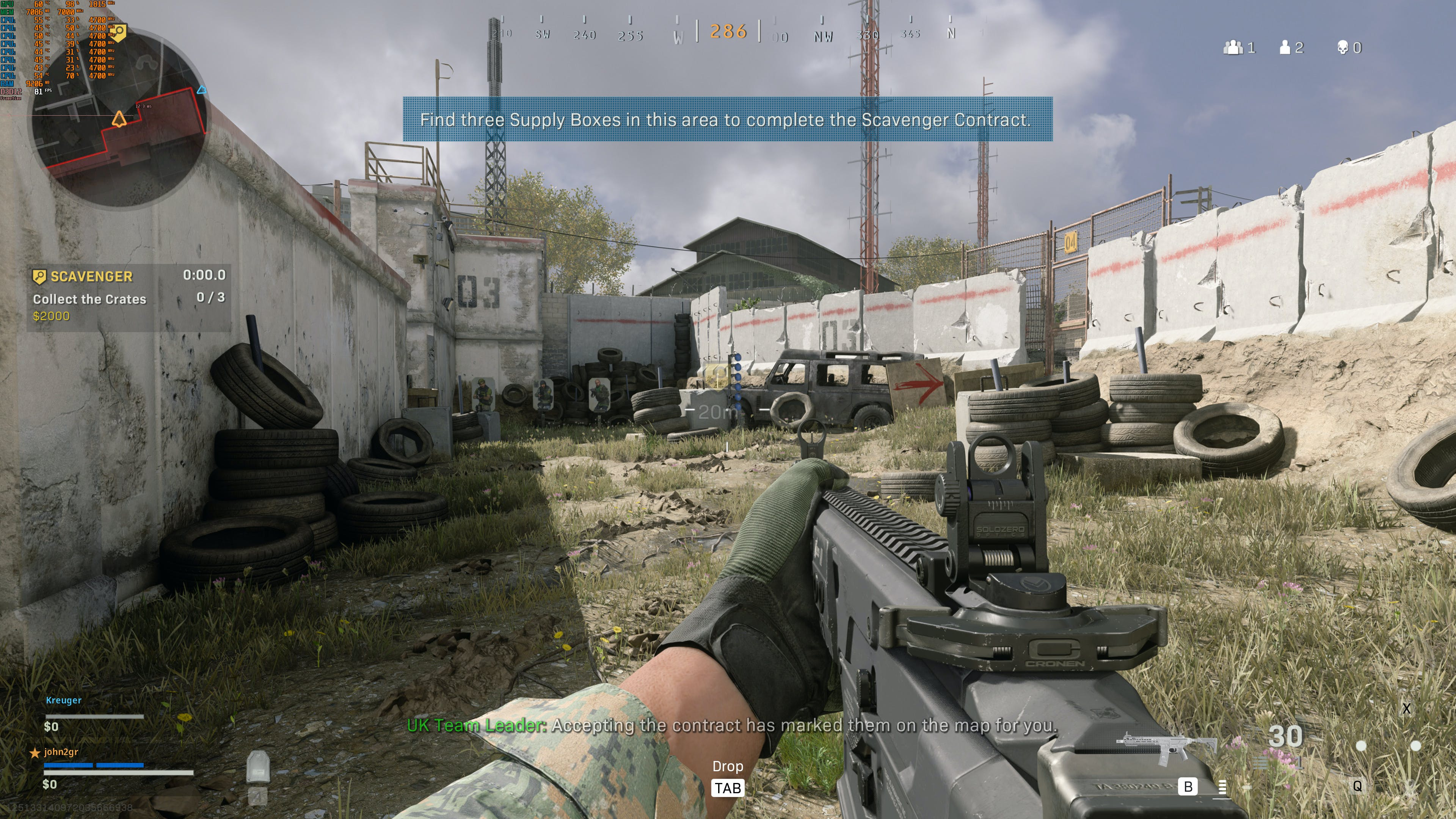Warzone Gameplay Image 1