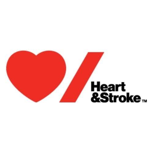 Heart and Stroke logo