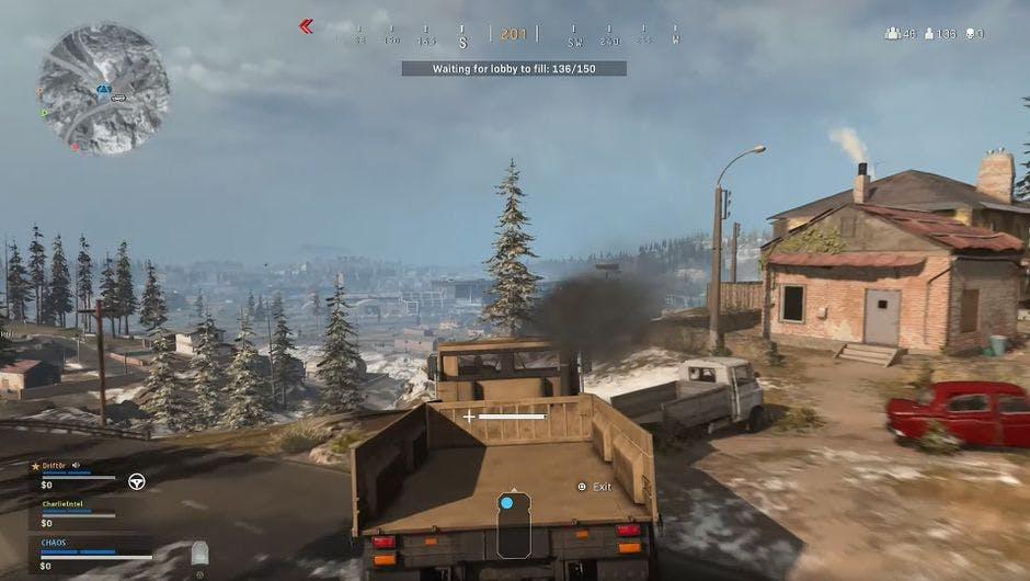Warzone Gameplay Image 3