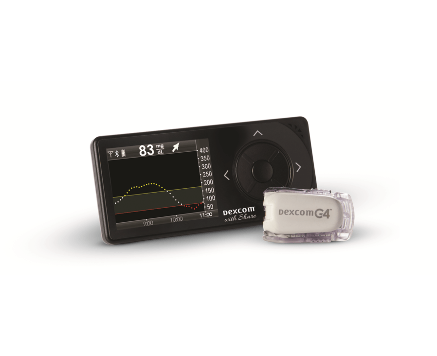 Dexcom G4® PLATINUM CGM System <em>with Share</em>
