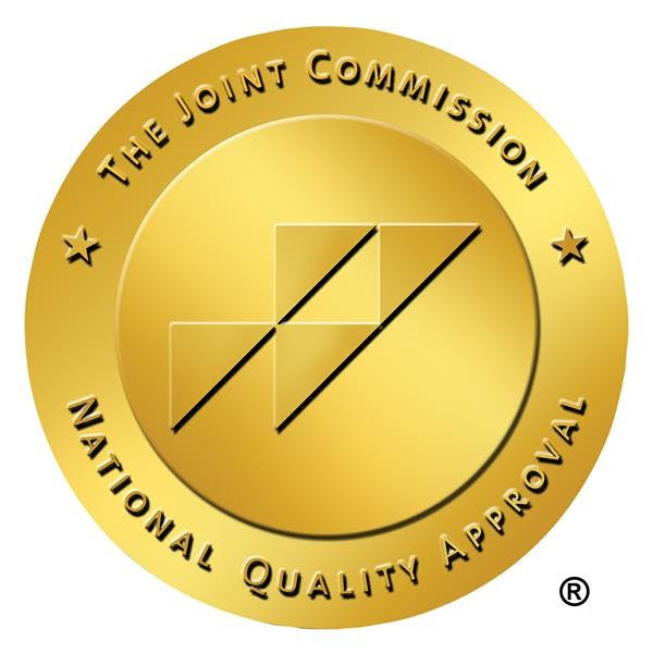 The Joint Commission  (JCAHO) Logo