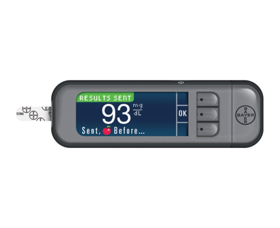 CONTOUR® Next Link 2.4 Wireless Blood Glucose Monitoring System
