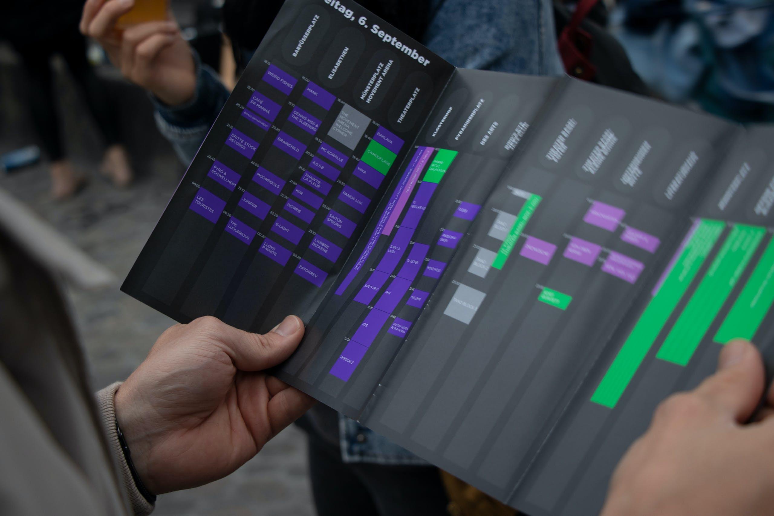 Cedric Kegreiss, Jugendkulturfestival Basel, 2019, Grafik Design, Visuelle Gestaltung, Gratis, Basel, Party, Jugend, Kultur, September
