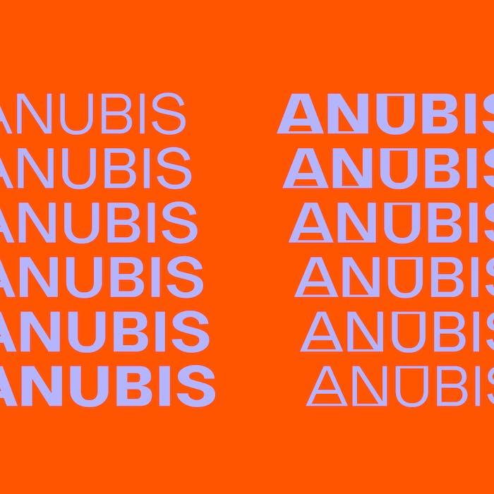 Anubis, Typeface, Gestaltung, Visuelle Gestaltung, Cedric Kegreiss, Basel, Grafik, Graphic, CH, Design