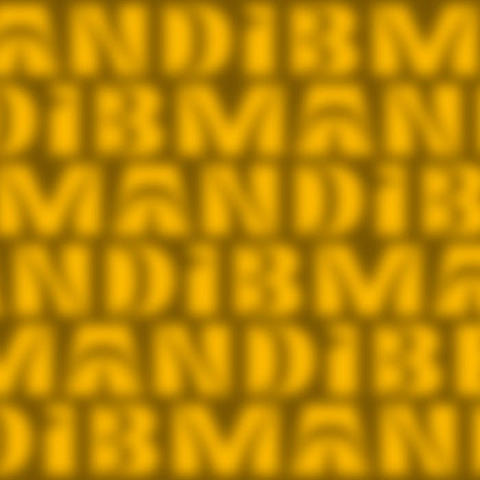 Mandib, Typeface, Gestaltung, Visuelle Gestaltung, Cedric Kegreiss, Basel, Grafik, Graphic, CH, Design