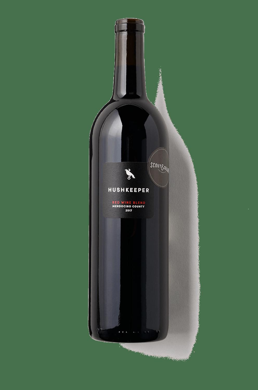 2017 Hushkeeper Red Wine, Mendocino County, California