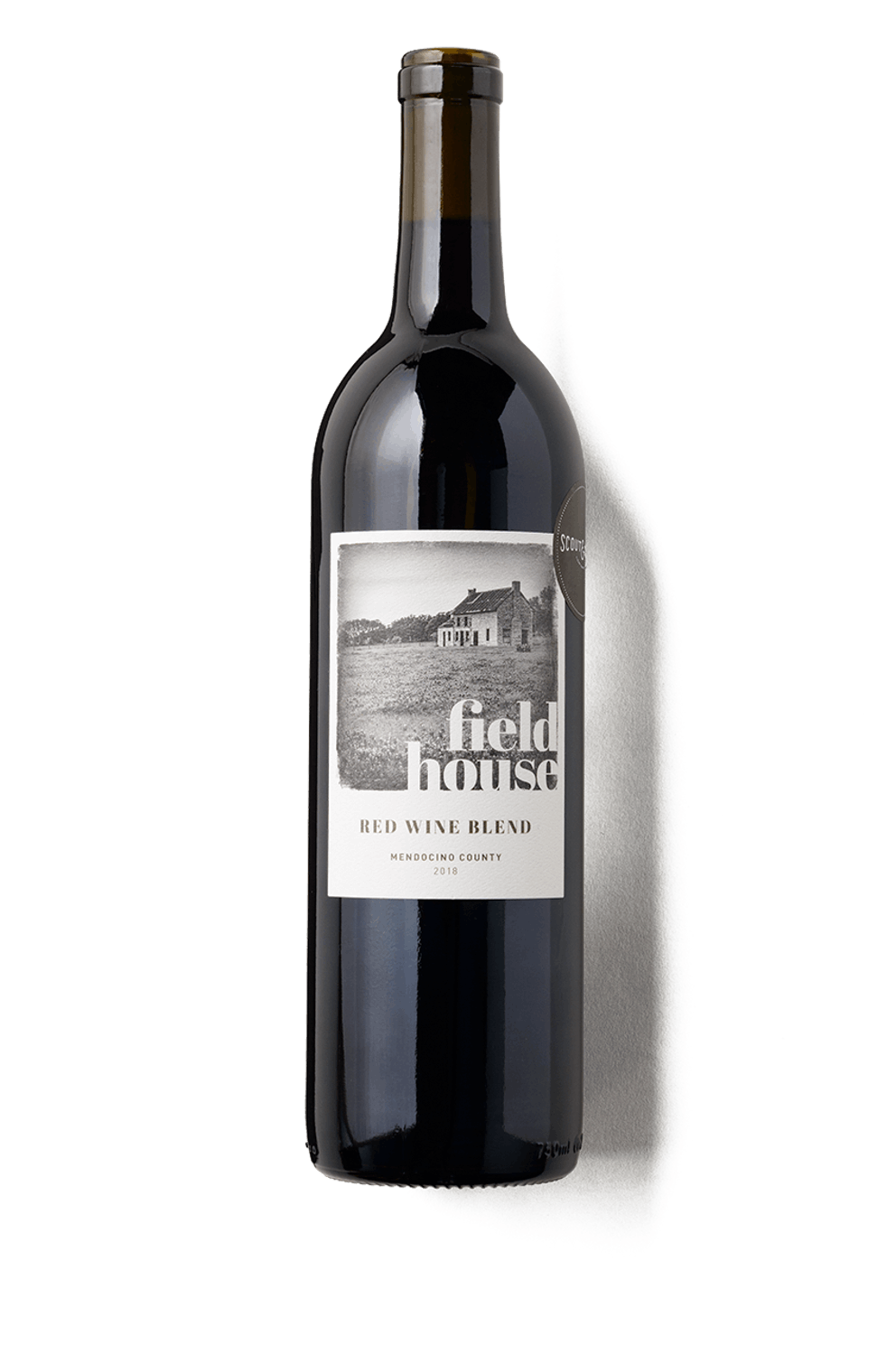 2018 Fieldhouse Red Blend Mendocino County, California