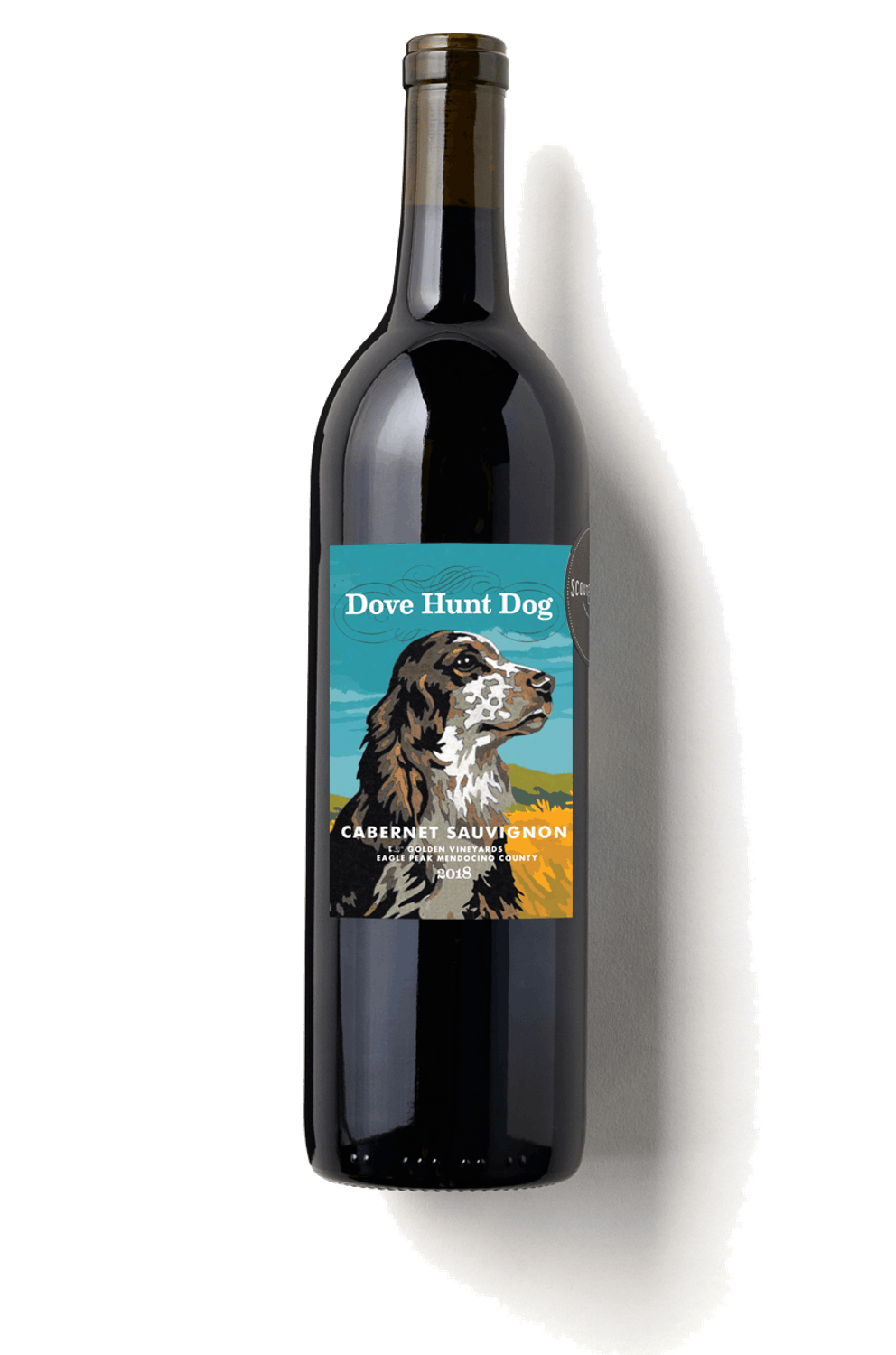 2018 DOVE HUNT DOG CABERNET SAUVIGNON
