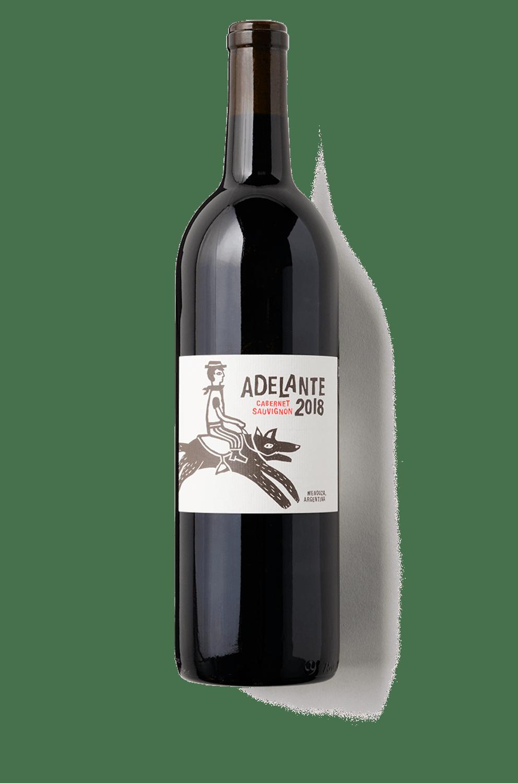 2018 Adelante Cabernet Sauvignon Mendoza, Argentina