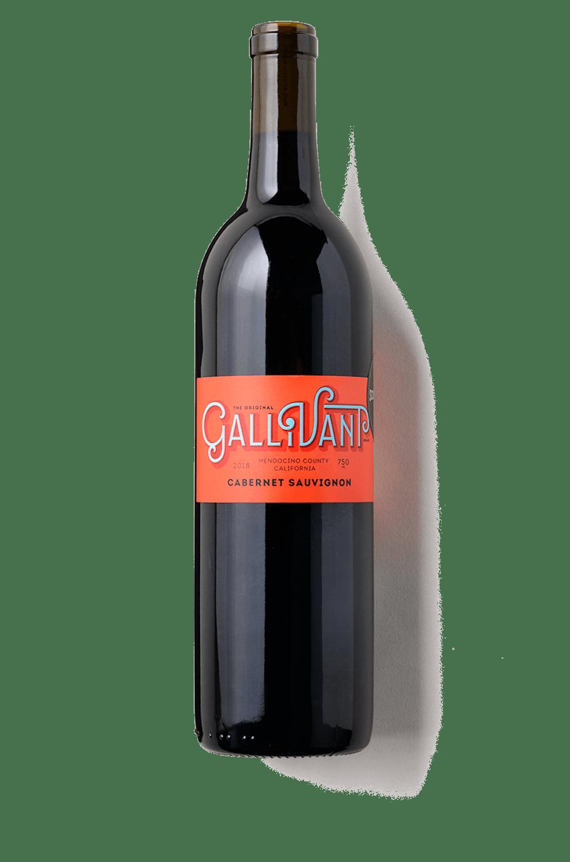 2018 Gallivant Cabernet Sauvignon Mendocino County, California