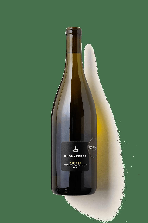 2018 Hushkeeper Pinot Gris Willamette Valley, Oregon