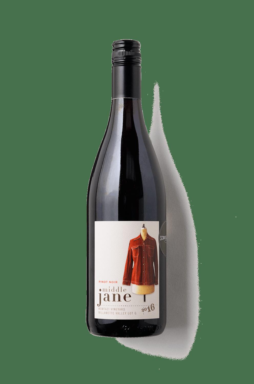 2016 Middle Jane Pinot Noir Lot G Willamette Valley, Oregon