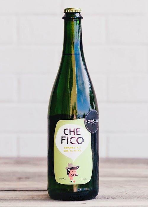 2018 Che Fico Sparkling White Wine