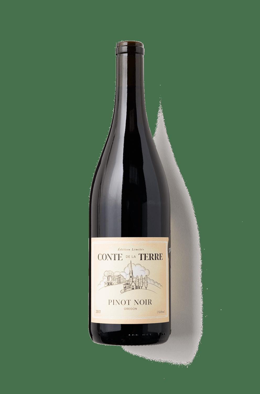 2017 Conte de la Terre Pinot Noir