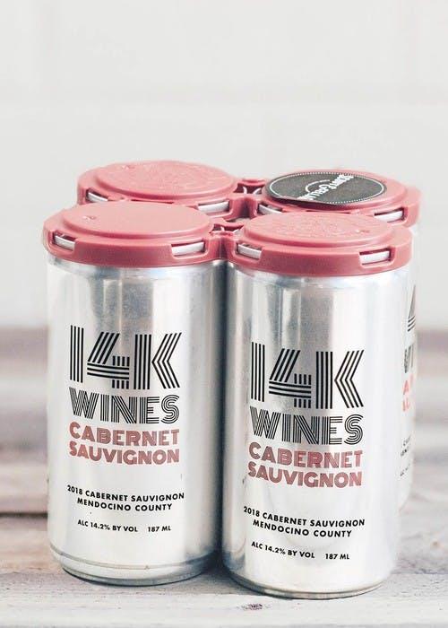 2018 14K Cabernet Sauvignon