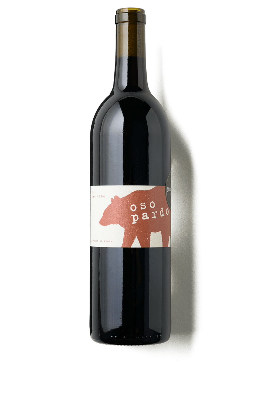 2018 Oso Pardo Red Wine Valencia, Spain