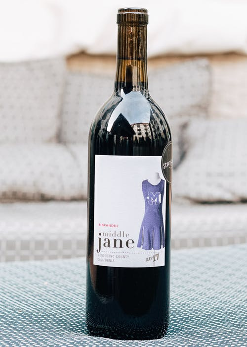 2017 MIDDLE JANE ZINFANDEL