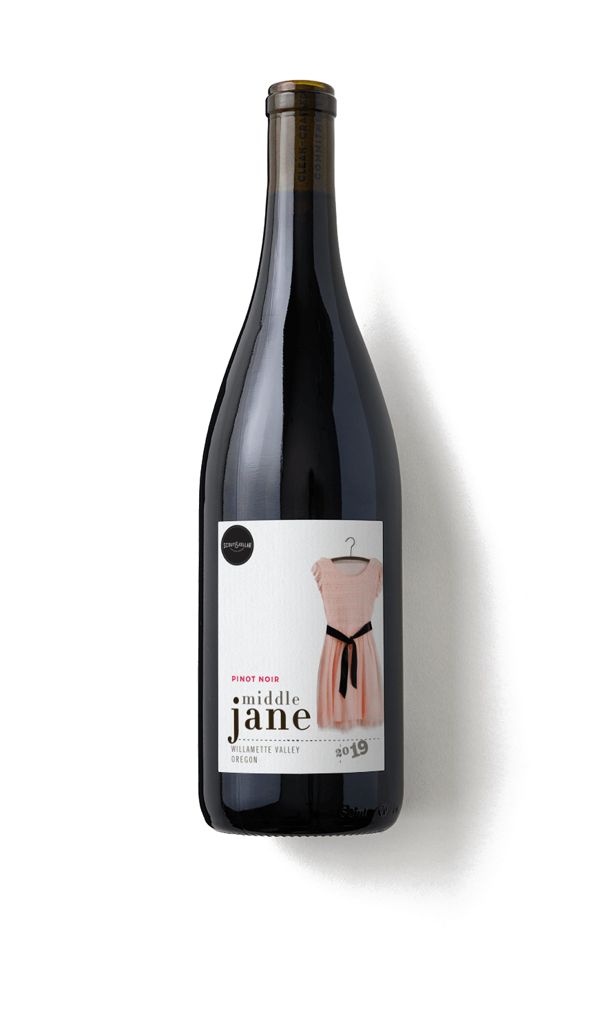 2019 MIDDLE JANE PINOT NOIR