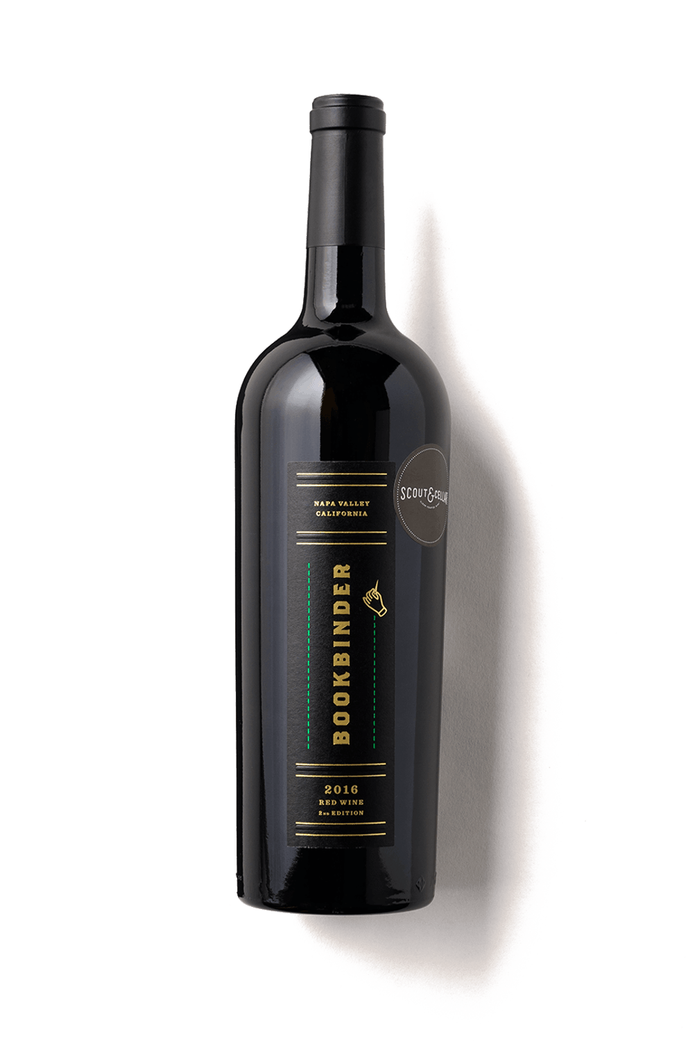 2016 Bookbinder 2nd Edition Red Wine, Napa Valley, California