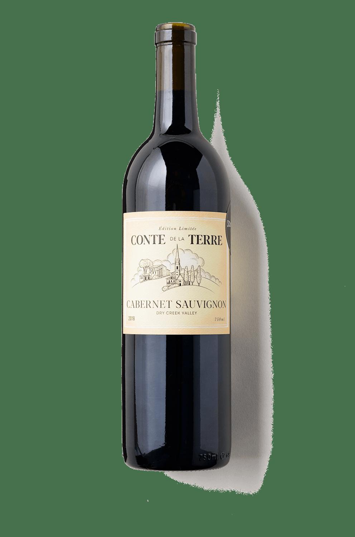 2018 Conte de la Terre Cabernet Sauvignon