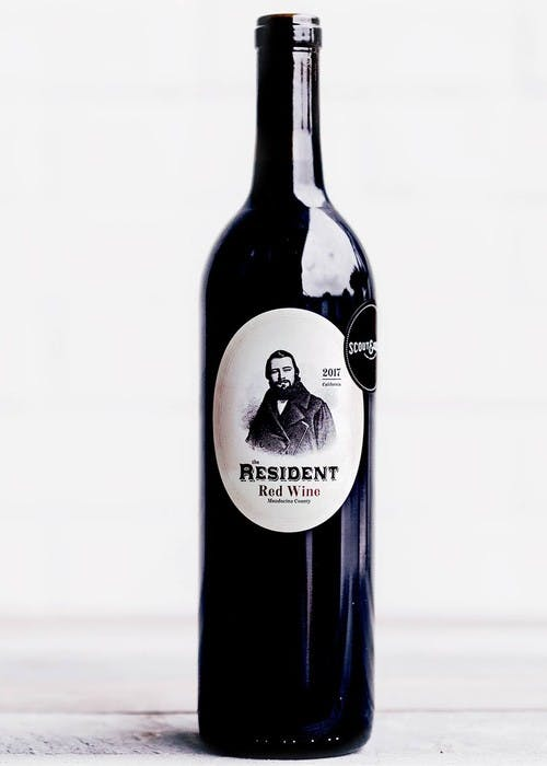 2017 THE RESIDENT RED WINE