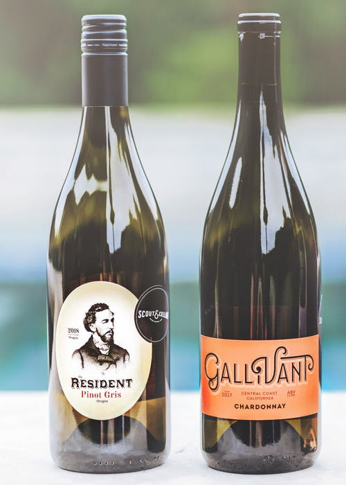 2018 THE RESIDENT PINOT GRIS