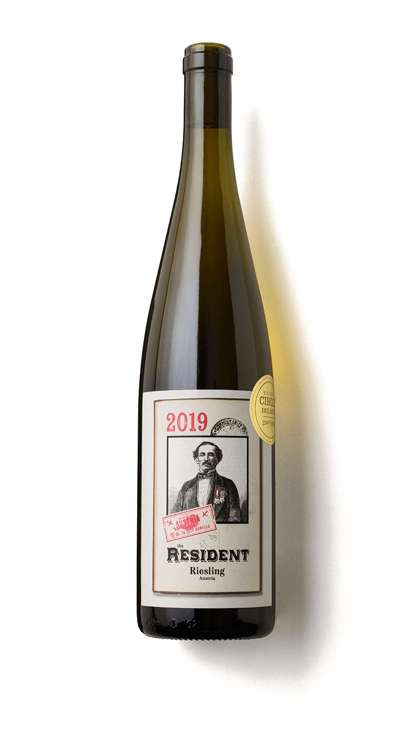 2019 THE RESIDENT RIESLING