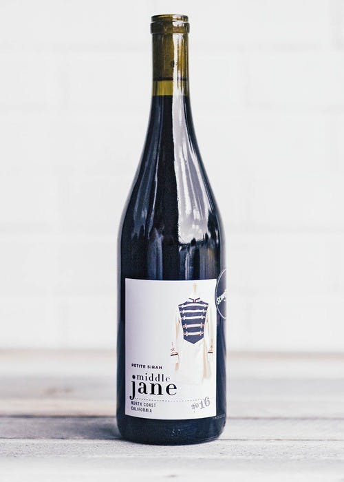 2016 Middle Jane Petite Sirah