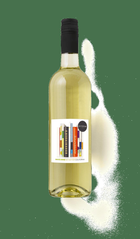 BOOKBINDER'S APPRENTICE 1ST EDITION WHITE WINE