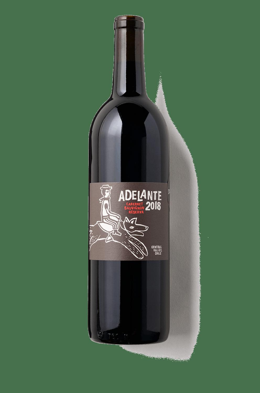 2018 Adelante Cabernet Sauvignon Reserva