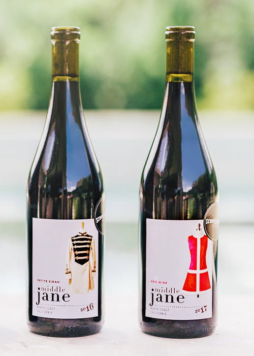2017 Middle Jane Red Wine