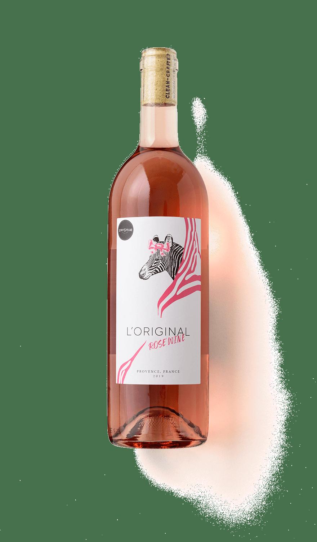 2019 L'ORIGINAL ROSÉ