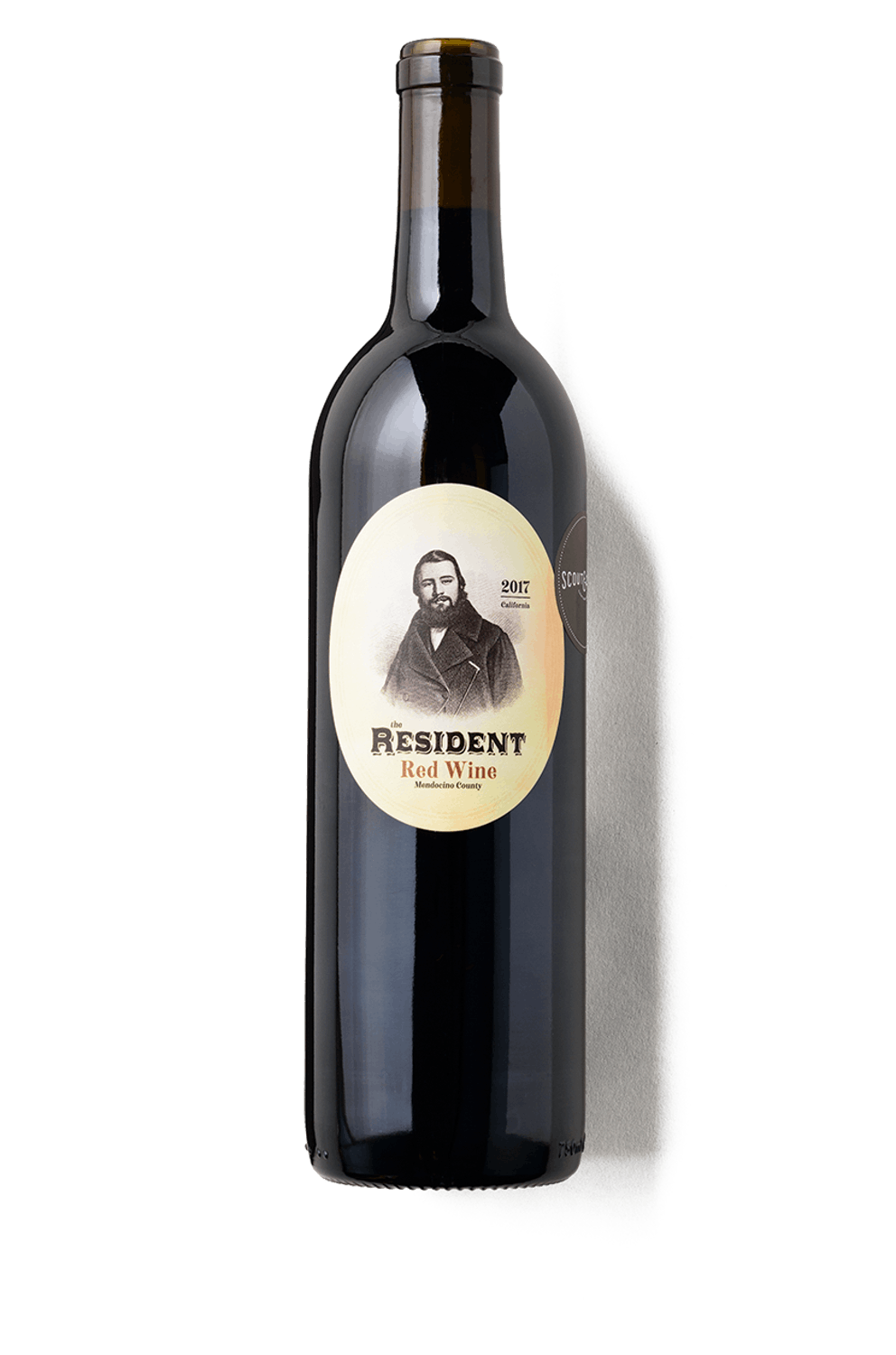 2017 The Resident Red Blend