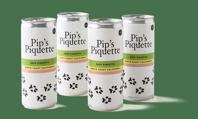 PIP'S WHITE PIQUETTE