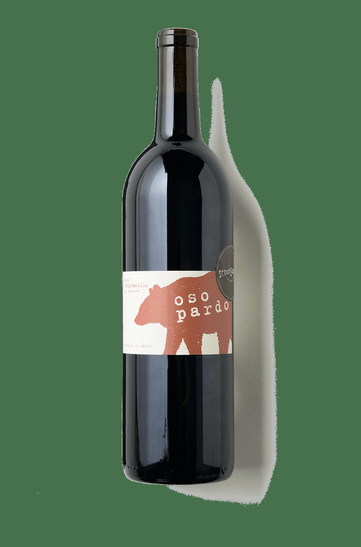 2018 Oso Pardo Tempranillo La Mancha, Spain