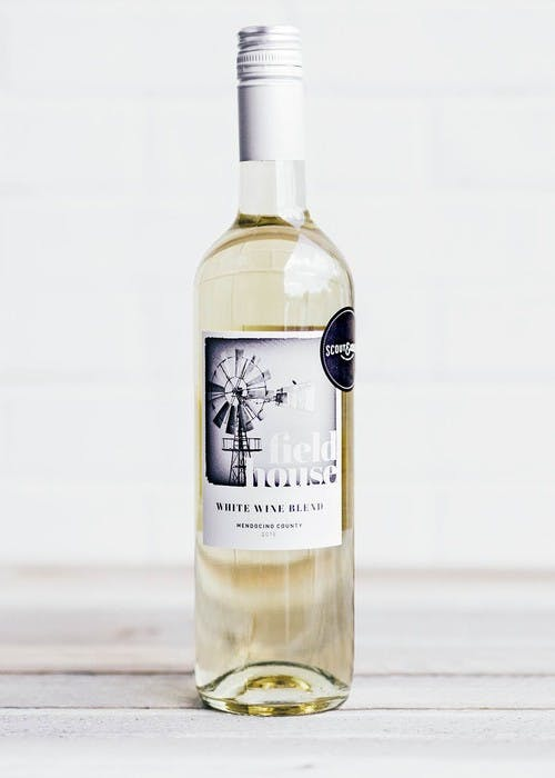 2018 Fieldhouse White Blend