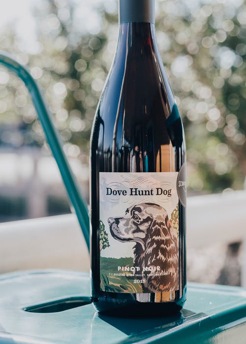 2018 DOVE HUNT DOG PINOT NOIR