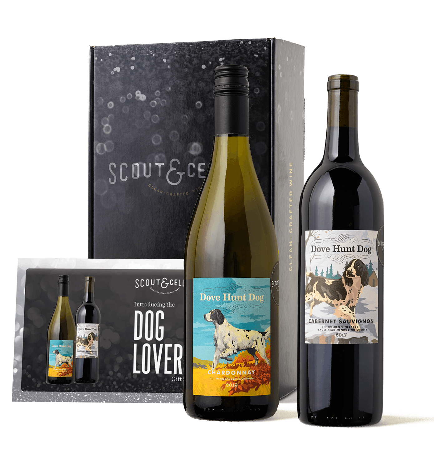 THE DOG LOVERS GIFT SET