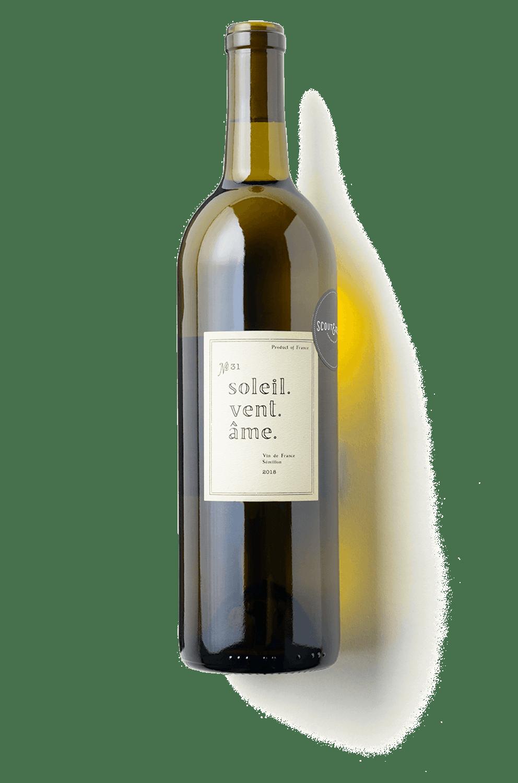 2018 Soleil. Vent. Âme. Sémillon Vin de France
