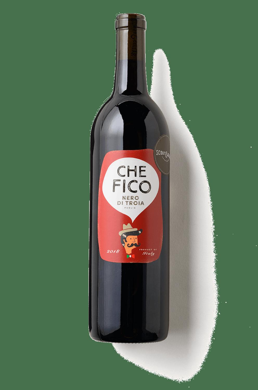 2018 CHE FICO NERO DI TROIA