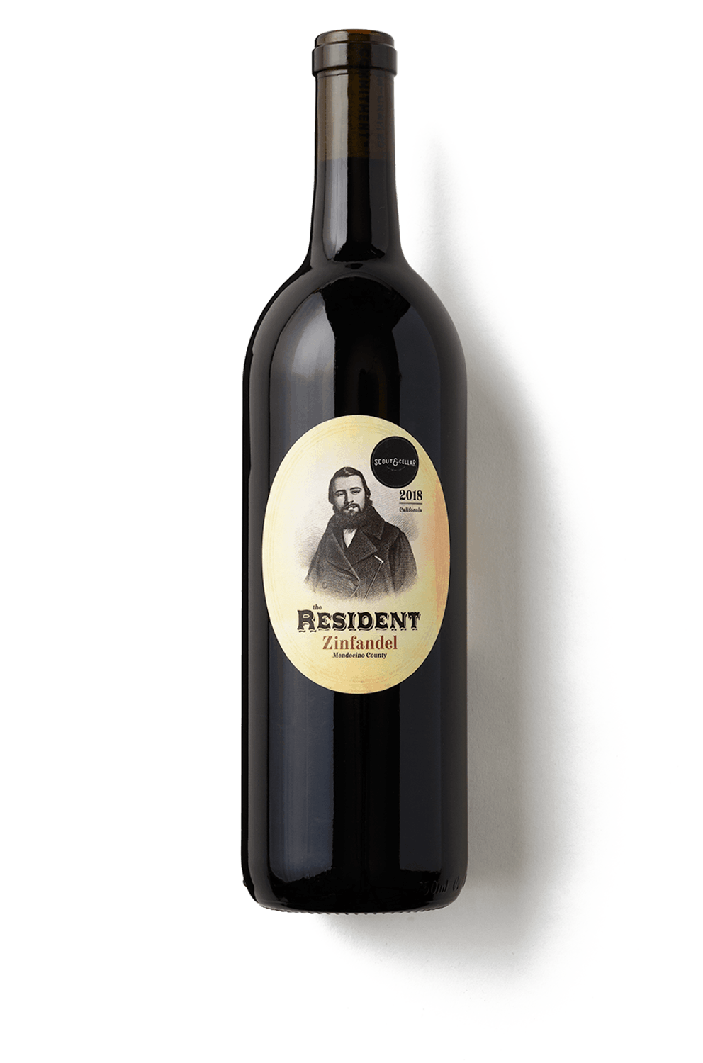 2018 THE RESIDENT ZINFANDEL